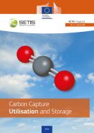 Carbon Capture Utilisation and Storage cover