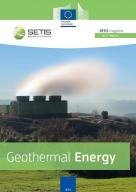 Geothermal Energy magazine cover