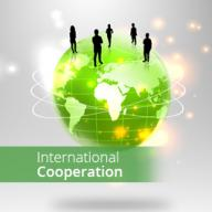 International Cooperation magazine cover