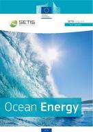 Ocean Energy Magazine cover