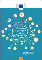 SET Plan progress report 2016 cover
