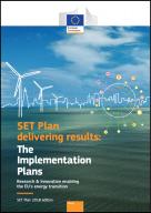 SET Plan progress report 2018 cover