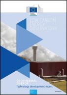 Geothermal Energy - Technology Development Report 2020