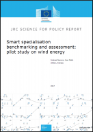 Smart specialisation benchmarking and assessment: pilot study on wind energy