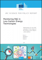 Monitoring R&I in Low-Carbon Energy Technologies