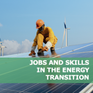 Jobs and skills in the energy transition